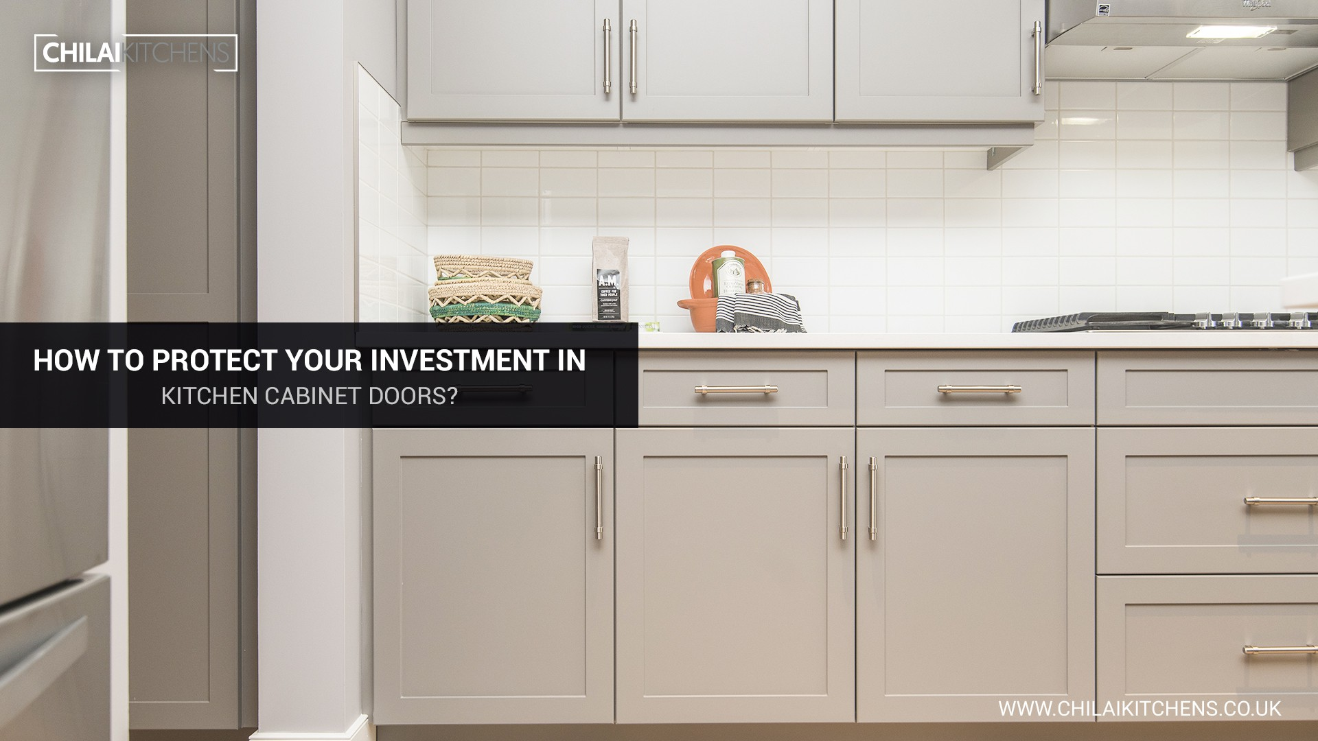 How To Protect Your Investment In Kitchen Cabinet Doors?