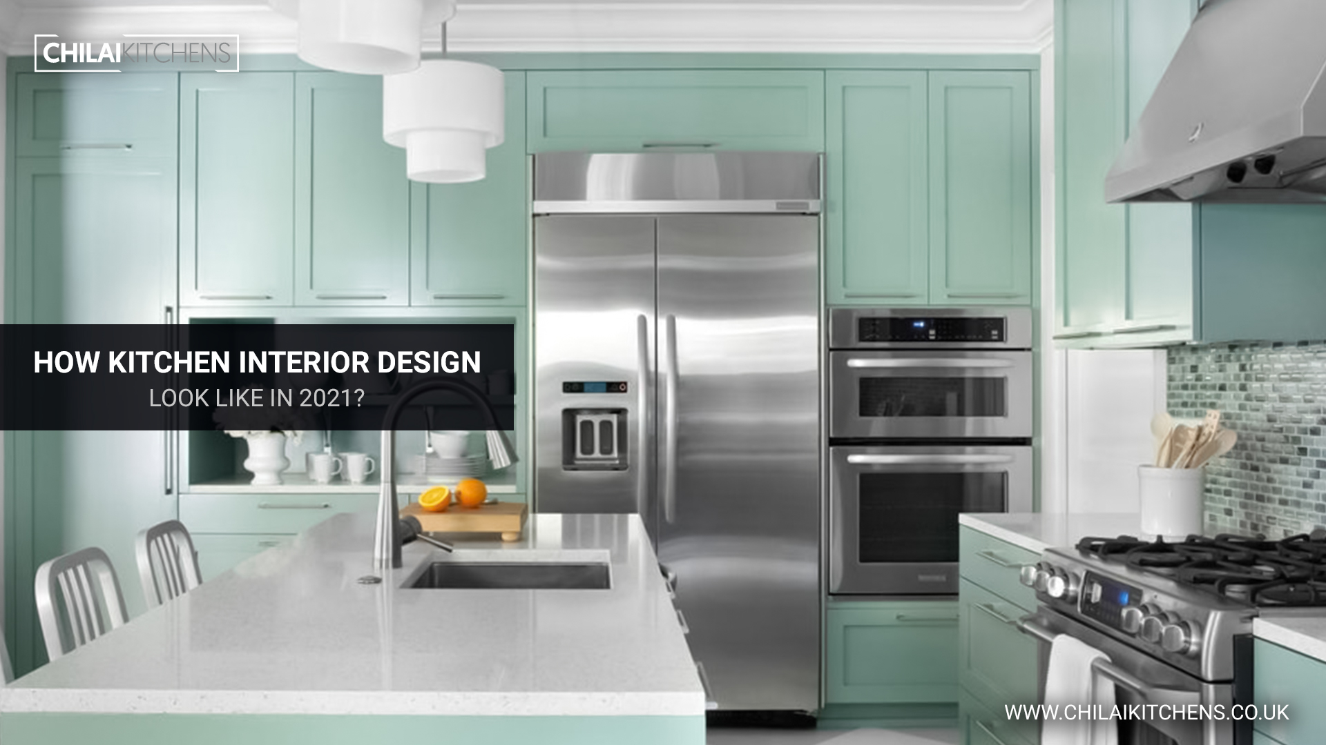 How Kitchen Interior Design Look Like In 2021?